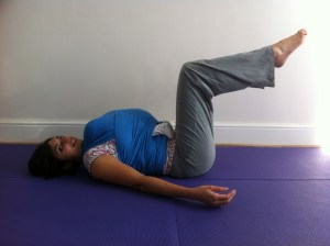 Pilates with Priya: Pilates with a Sling