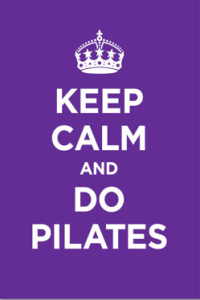 Pilates with Priya: Keep calm and do Pilates