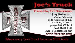 Joe's Trucking