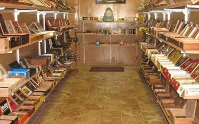 Havana Cigars Humidor Closet