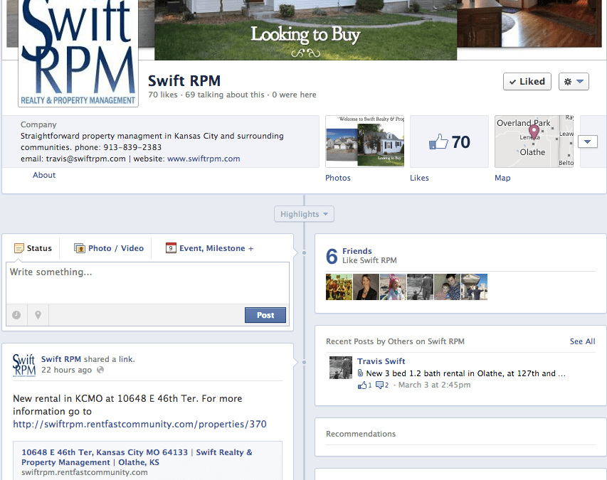 New Social Media for Swift RPM