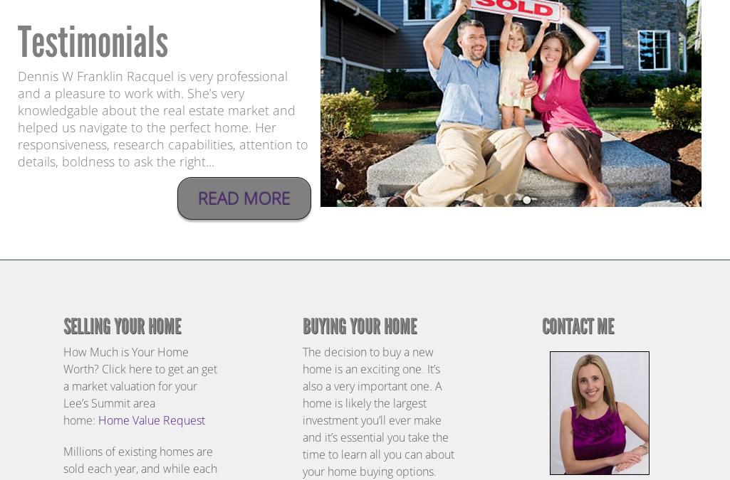 New Website Design & Development for Flora Properties!