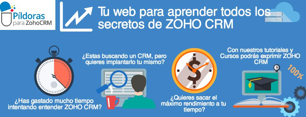 Formación para ZOHO CRM en Español