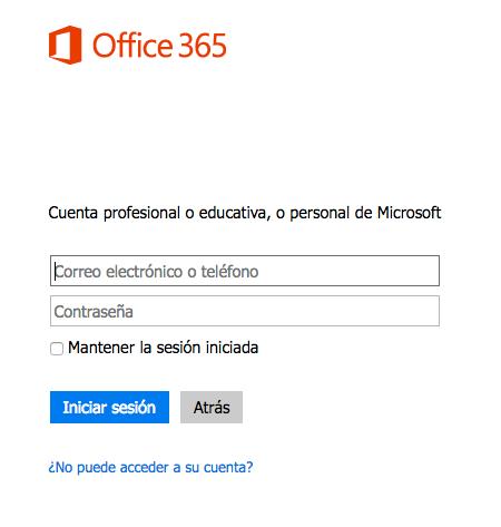 login-office365
