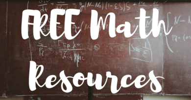 Free Homeschooling Resources – Math