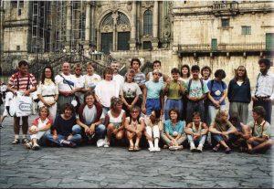 Jakobsweg 1989