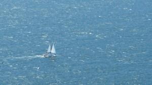 Bedeutung des Pilgerns - Atlantik bei Finisterre