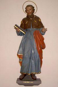Jakobus im Ordinariat