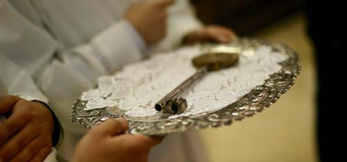 Schlüssel hl. Pforte Santiago