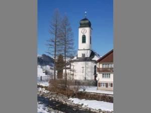 Jakobuskirche Stein Toggenburg