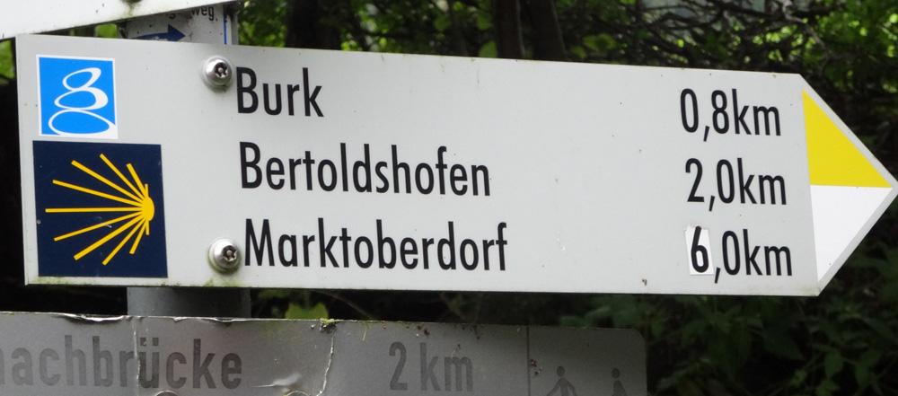 Begleitete Pilgerreise: Münchner Jakobsweg