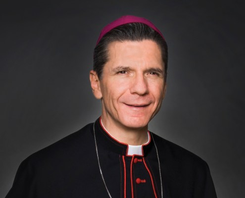 Most Rev. Gustavo Garcia-Siller, MSpS