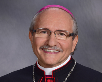 Most Rev. Bishop Michael Boulette