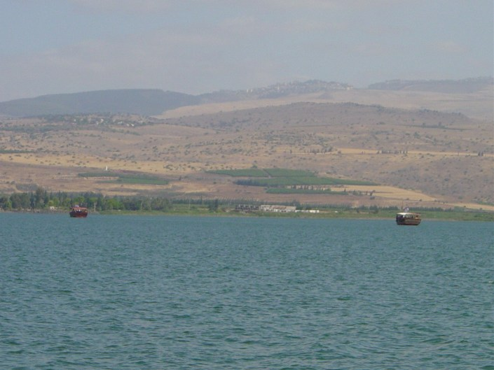 Sea of Galilee - Holy Land