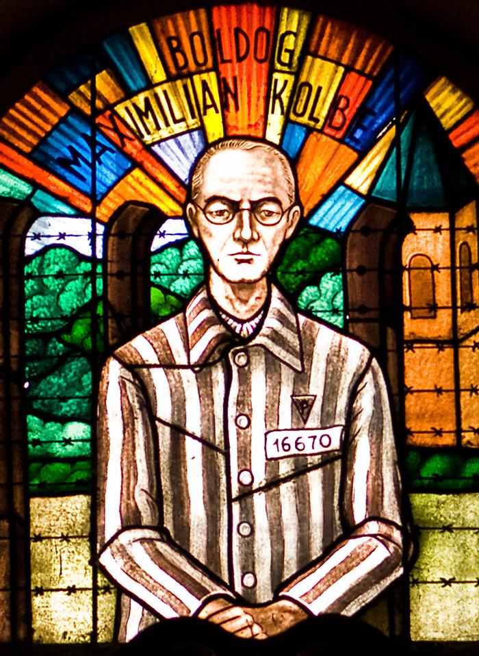 St Maximilian Kolbe Pilgrim Center Of Hope