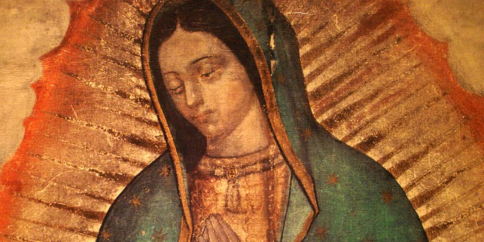 Our Lady of Guadalupe image