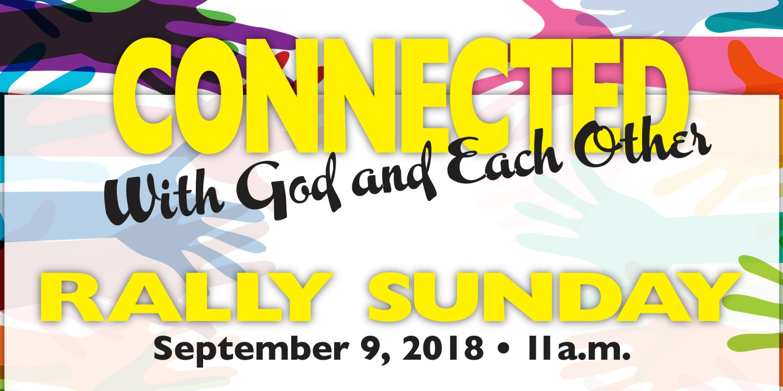 Connect with God and Each Other