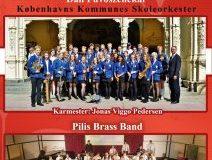 Pilis Brass Band koncert Pilisvörösváron