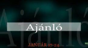 Műsoraink január 17-24.