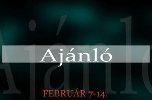 Műsoraink február 7-14.