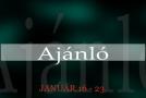 Műsoraink január 16-23.