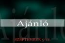 Műsoraink szeptember 5-12.