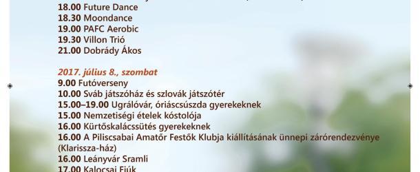 Piliscsabai Művészeti Fesztivál és Csaba-nap