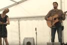 A Lévay-Poppre duó gyermekkoncertje a Napforduló Fesztiválon