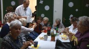 Nyugdíjas karácsony Szentivánon