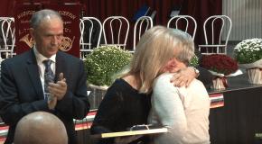 Partnerkapcsolati jubileumi ünnepség Pilisszentivánon