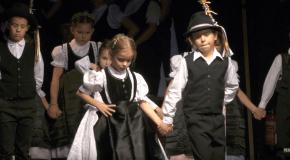 A Reményi Margit Táncegyüttes évzáró műsora