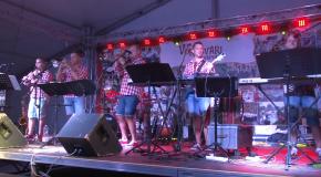 Bál az Ungarndeutsche Jungs zenekarral