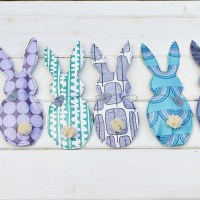 Easy Paper Bunny Treat Bags