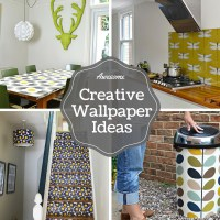 Awesome Creative Wallpaper Ideas