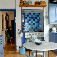 How To Update A Kitchen With Painted Worktops