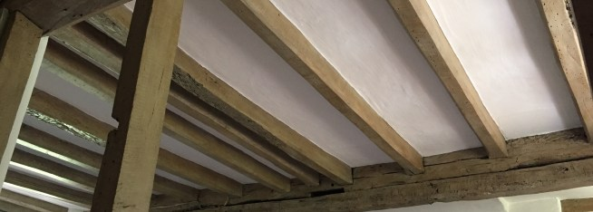 "534bb4b3b4efb3 Showing all the details in the original oak beams""Beam Restorations ..."