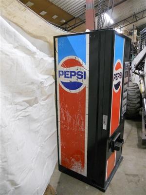 Dixie Narco 6 Can Soda Machine Dncb 240 318 5