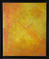 Triangle jaune
