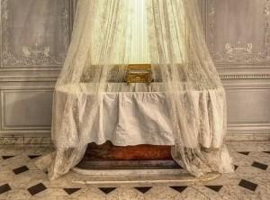 Vasca da Bagno di Maria Antonietta a Versailles (Foto Tumblr)