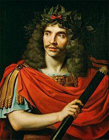 Ritratto di Molière (1658)