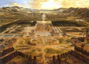 Versalles nel 1668