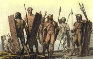 bárbaros guerreiros