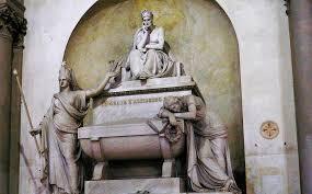túmulo de Dante