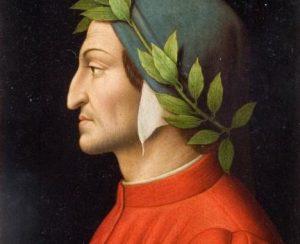 O túmulo de Dante