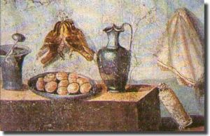 A cuisine of Ancient Rome