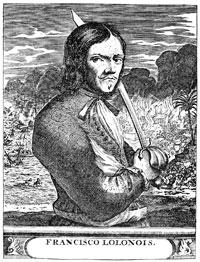 Ritratto di Jean-David Nau (1634-1671)