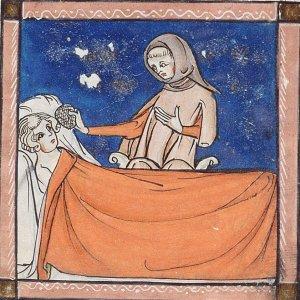 """Anestesia in un ospedale medievale realizzata con una """"spongia soporifera"""""""