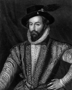 Walter Raleigh (1552-1618)