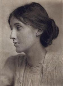 """Virginia Woolf. Some writers and writers had the & quot; defect"""" epistolary erotic"""