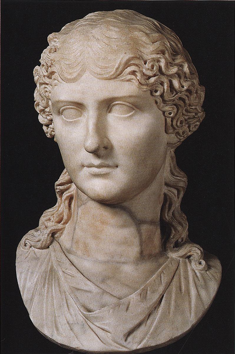 Agrippina L Ambiziosa E Spregiudicata Madre Di Nerone
